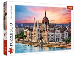 Puzzle  500 TREFL Budapeszt, Wêgry