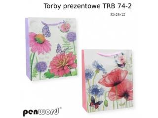 TORBY PREZENTOWE TRB 74-2 32x26x12