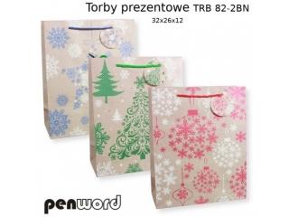 TORBY PREZENTOWE TRB 82-2 BN 32x26x12