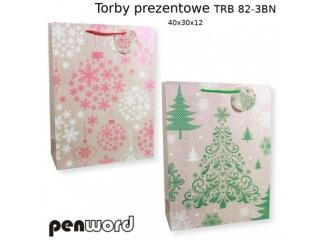 TORBY PREZENTOWE TRB 82-3 BN 40x30x12