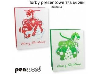 TORBY PREZENTOWE TRB 84-2 BN 32x26x12