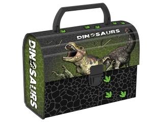 Kuferek oklejany DERFORM Dinozaur