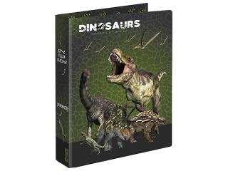Segregator szkolny A5 DERFORM Dinozaur