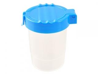 Pojemnik na wodê TETIS zamykany - niebieski