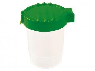Pojemnik na wodê TETIS zamykany - zielony