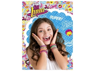 Album do nalepek A5 DERFORM Soy Luna