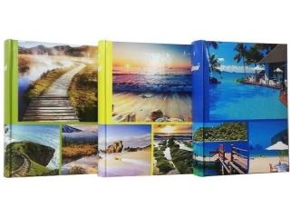 Album na zdjêcia - fotoalbum LOTMAR 200 zdjêæ 10x15cm M46200