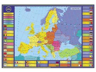 Mapa Oklejana DERFORM UE