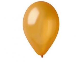 Balony GEMAR metal 26cm z³ote 100szt. (GM90-39)