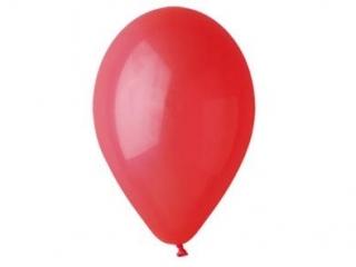 Balony GEMAR metal 26cm czerwone 100szt. (GM90-45)