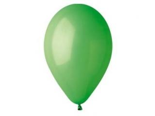 Balony GEMAR pastel 26cm zielone 100szt. (G90-12)