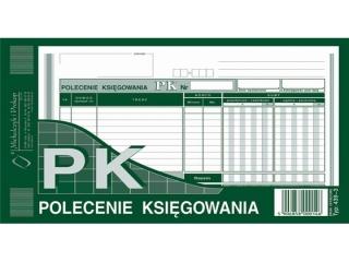 Druk-PK polecenie ksiêgowania A5 439-3