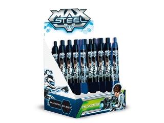 D³ugopis Max Steel dispay