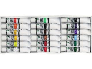Farby akrylowe MARIE'S 18-kolorów (818B)