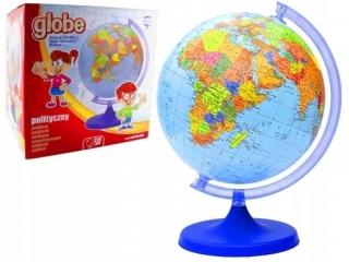 Globus 220 Polityczny pude³ku kartonowym
