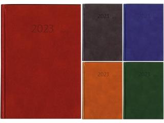 Kalendarz ksi±¿kowy KRESKA A6 Info tygodniowy 2021