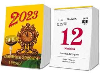 Kalendarz zdzierak SAPT SD2 2021