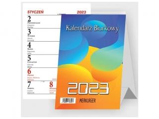 Kalendarz biurkowy BESKIDY Merkurier stoj±cy B1 2021
