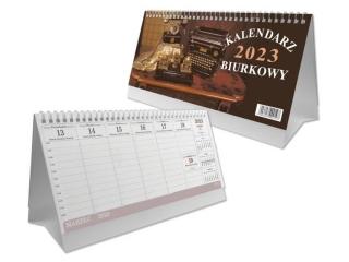 Kalendarz biurkowy SAPT poziomy SB-1 2021