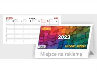 Kalendarz biurkowy BESKIDY Venus stoj±cy B5 2021