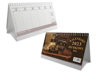 Kalendarz biurkowy SAPT poziomy ma³y SB-2 2022