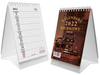 Kalendarz biurkowy SAPT pionowy mini SB-5 2022