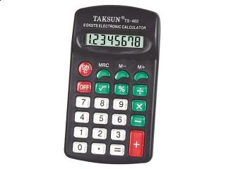 Kalkulator TAKSUN TS-402