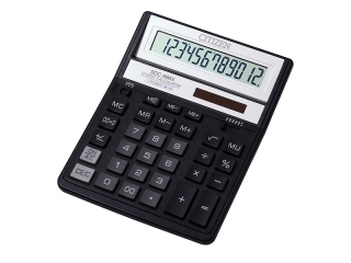Kalkulator Citizen SDC-888X BK