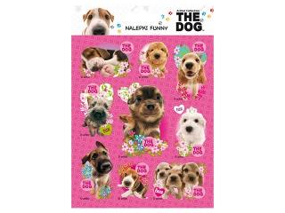 Naklejki funny DERFORM The Dog (NFTD)
