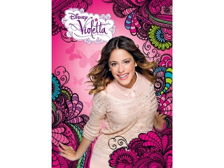 Album do nalepek A5 DERFORM Violetta (ADNVI)