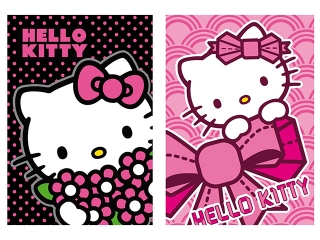 Notes A7 DERFORM Hello Kitty