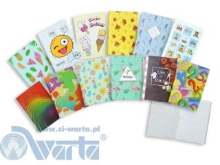Notes WARTA A7 40k. szyty (032)