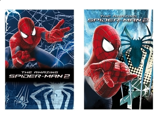 Notes A7 DERFORM Amazing Spider-Man