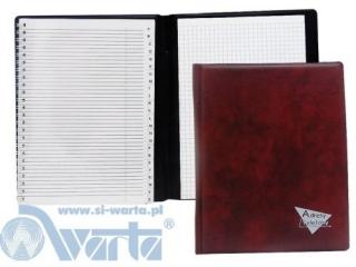 Skorowidz A5 WARTA z notesem (037)
