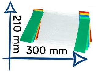 Ok³adka na zeszyt A5 nr14 210x300mm - kolorowe