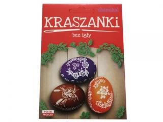 Kraszanki + barwnik (zestaw)