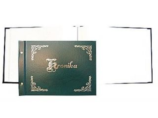 Kronika A3 415x297 z³ocona zielona 024