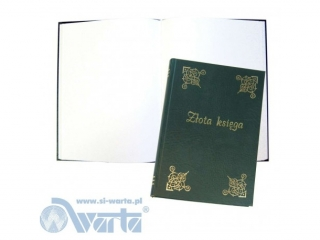 Z³ota Ksiêga WARTA 220x307 zielona 144k (046)