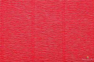 Krepina 180g/m 580 czerwono-pomarañczowa