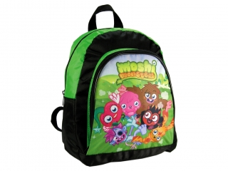 "Plecak 30cm (12"") DERFORM Moshi Monsters 11"