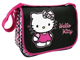 Torebka na ramiê DERFORM A4 Hello Kitty 34