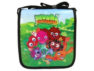 Torebka na ramiê DERFORM A Moshi Monsters (TRAMO11)