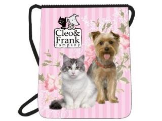 Saszetka na sznurku DERFORM Cleo i Frank