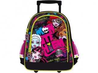Plecak Monster High na kó³kach