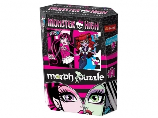 Puzzle   50 Morph TREFL Monster High I (35301)