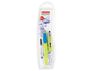 Pióro HERLITZ My.Pen M - Sporty Lemon