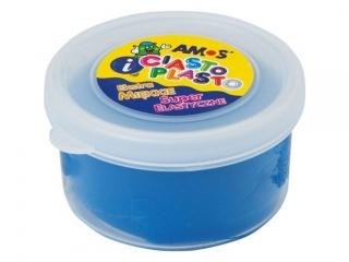 Ciastolina AMOS CiastoPlasto 30g niebieski