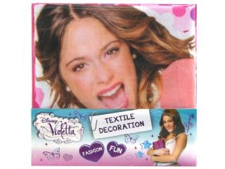 Dekoracja tekstylna DERFORM Violetta 53x50cm (DTVI)