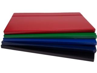 Teczka z gumk± A3 KRESKA mix kolorów 15mm