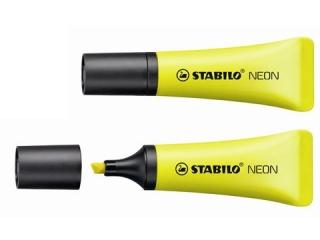 Textmarker STABILO Neon - ¿ó³ty 72/24